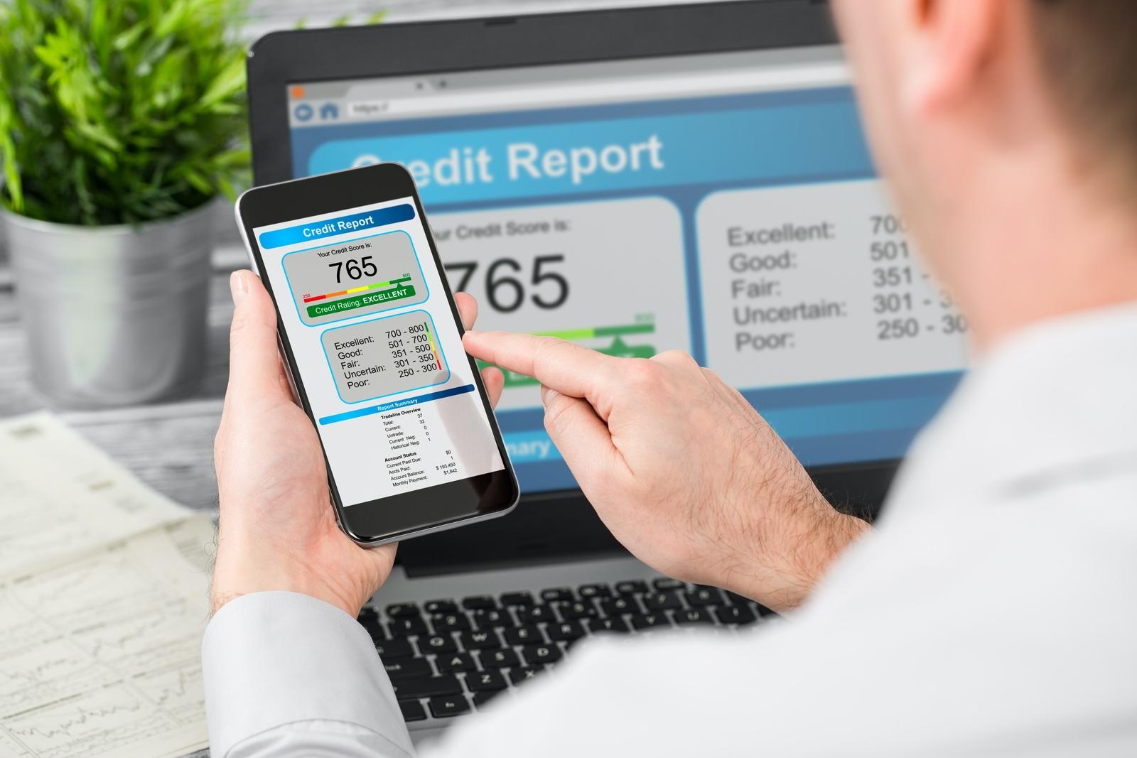 global credit reporting